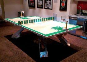 Hurricane Billiards Rectangular Conference Table