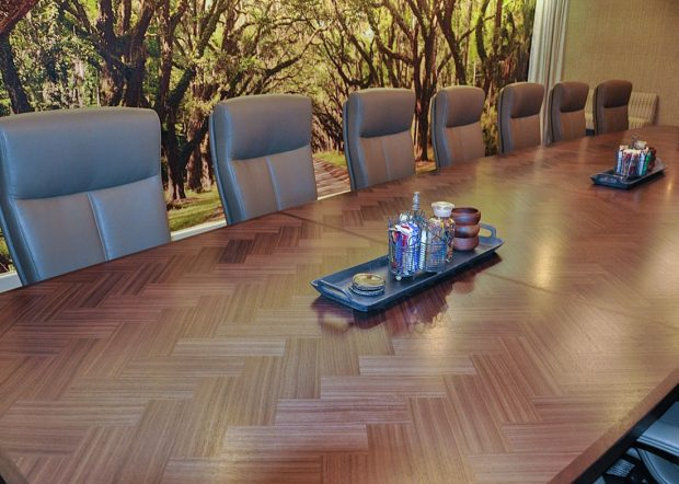 Schanen Company 20 Foot Conference Table