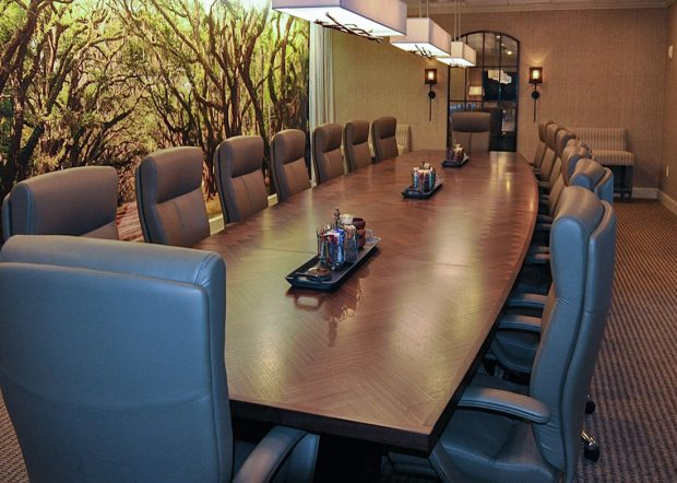 Schanen Company Ultra Grade Large Conference Table