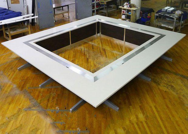 Sensata Modern Modular Conference Table