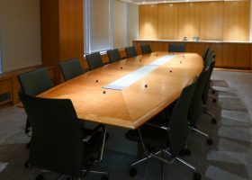 Shorenstein Boardroom Conference Tables