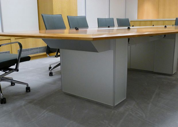 Shorenstein Custom 15 Foot Conference Table