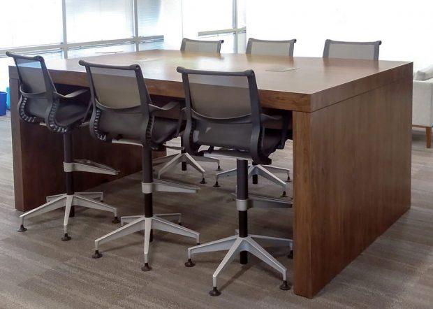 Spectrum Custom Communal Meeting Table