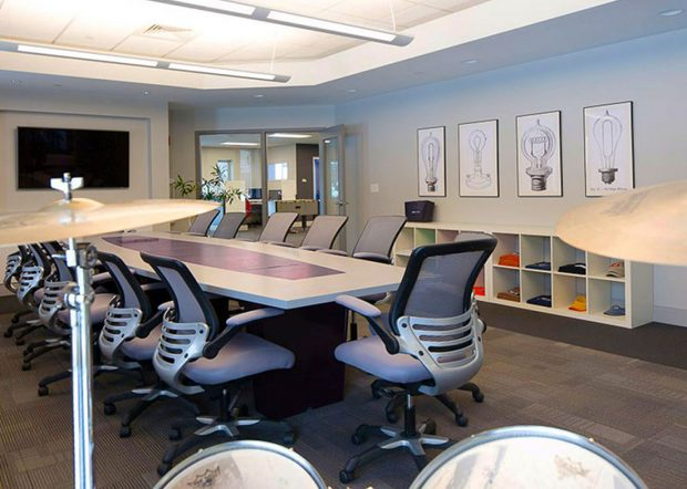 Sperry Innovations Custom Boat Conference Table