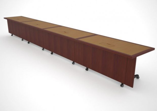 St. Jude Custom Modular Conference Table