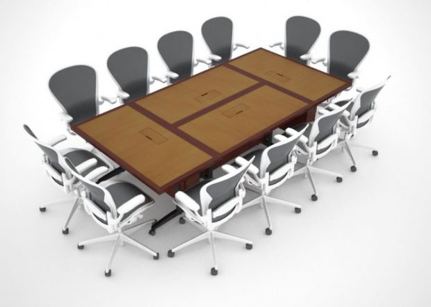 St. Jude Modular Conference Room Tables