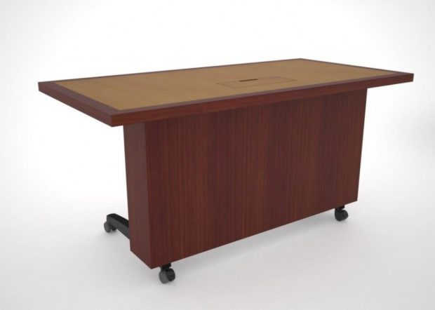 St. Jude Modular Folding Conference Table