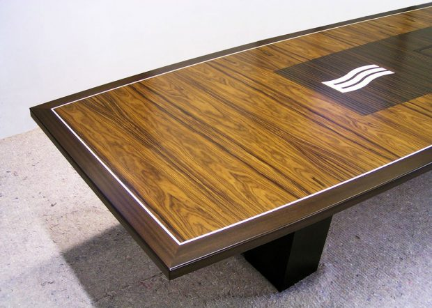 Stillwater Conference Table with Electrical Outlets