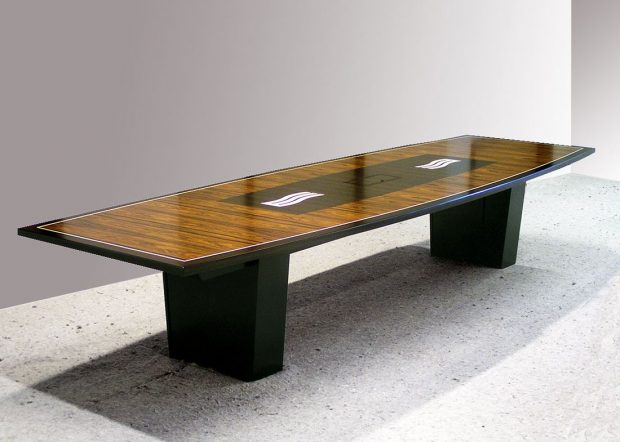 Stillwater Custom 14 Foot Conference Table