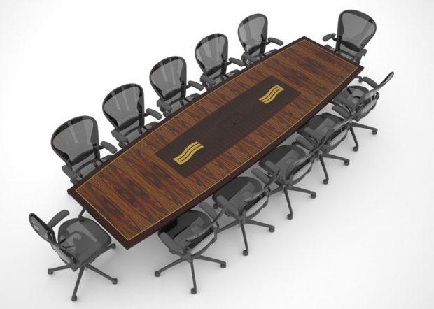 Stillwater Premium Custom Conference Table