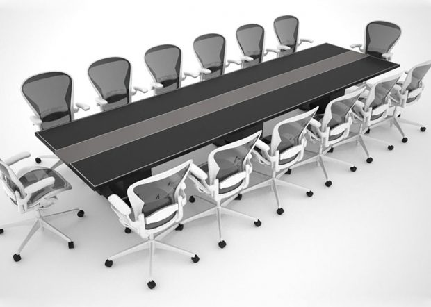 Superod Modern Conference Table for Boardroom