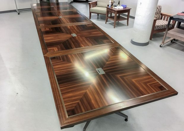 SV Capital Modular Conference Room Tables