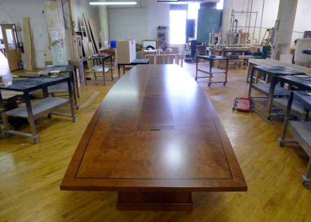 Telemus Solutions 18 Foot Conference Table