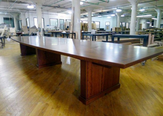 Telemus Solutions Premium Conference Room Table