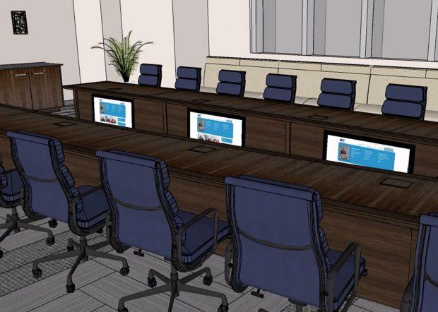 UGI Utilities Conference Table