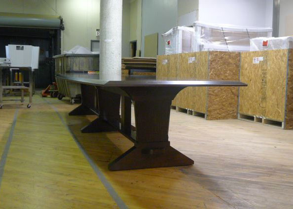 Vehicle Acceptance Corp Modern Conference Table with Power
