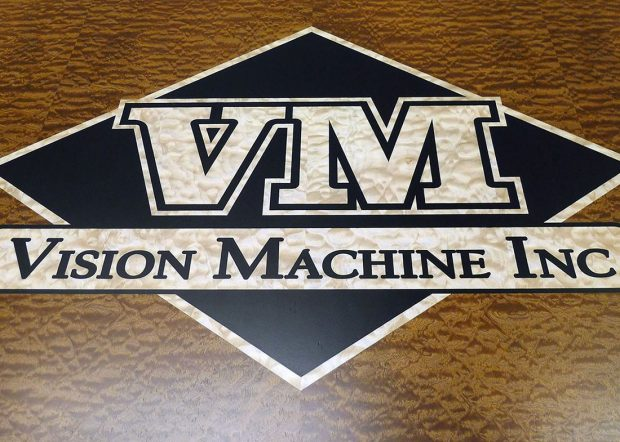 Vision Machine Small Office Conference Table with Logo