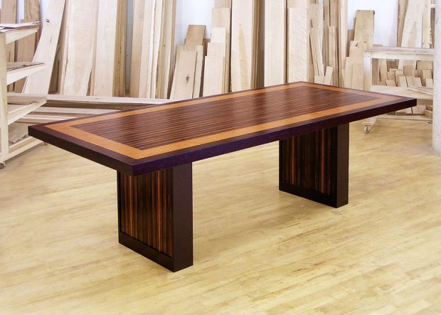 Warden Small Rectangular Conference Table