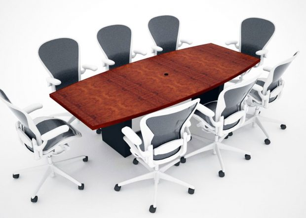 Ween & Kozek Simple Conference Table