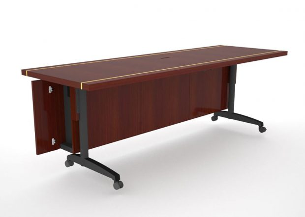 West Chester University Foundation Folding Conference Room Table