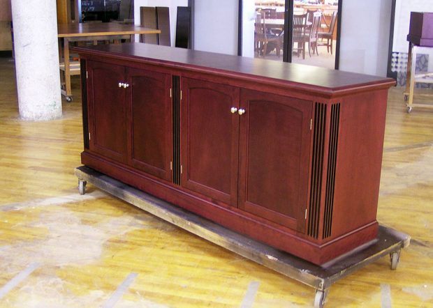 Williams Morgan Credenza Conference Room Furniture