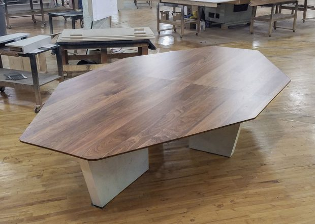 Zwilling Custom Boardroom Conference Tables