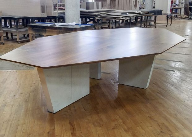 Zwilling Custom Made Conference Table