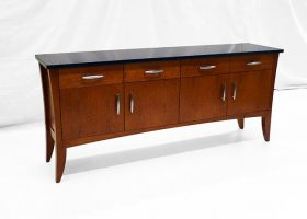 Alleghany Foundation Stone Top Office Credenza