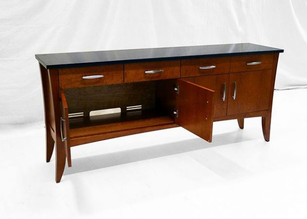 Alleghany Foundation Traditional Style Credenza Table