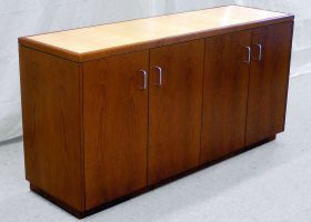 CA Self Insurers Fund Credenza Cabinet