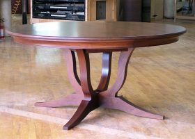 Emerson Custom Art Deco Dining Table