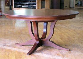 Emerson Custom Art Deco Dining Table