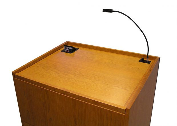 Erie Insurance Custom Lectern Podium