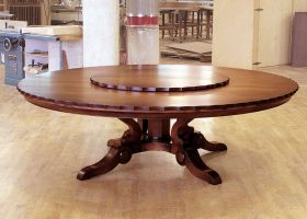 Fairmont Round 8 Foot Dining Table