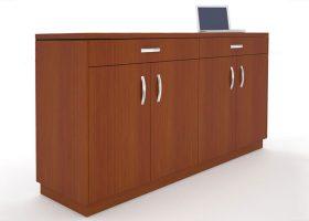GI Supply Custom 6 Foot Office Credenza