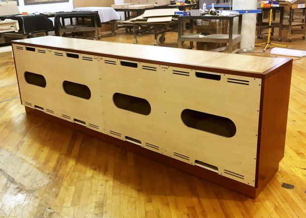 Lockheed Martin 10 Foot Credenza Table