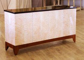 Pinnacle Group Granite Top Credenza