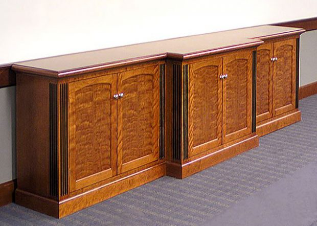 Prince George Circuit Court 12 Foot Traditional Credenza