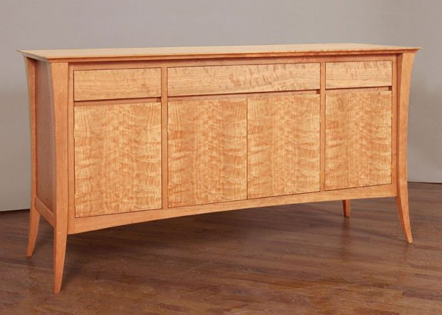 Rosemont 6 Foot Traditional Credenza