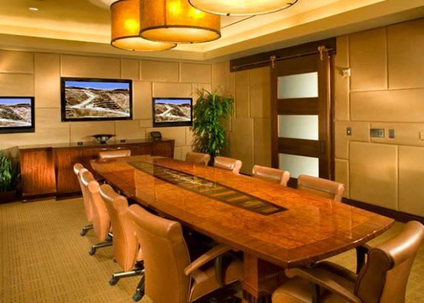 Sartini Large Modern Office Credenza