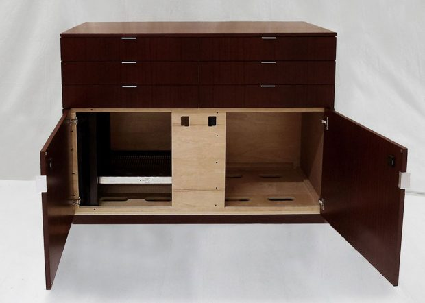 SERCO Office Credenza for Computers