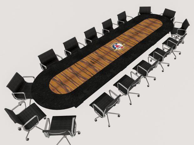 SWEMCO logo boardroom
