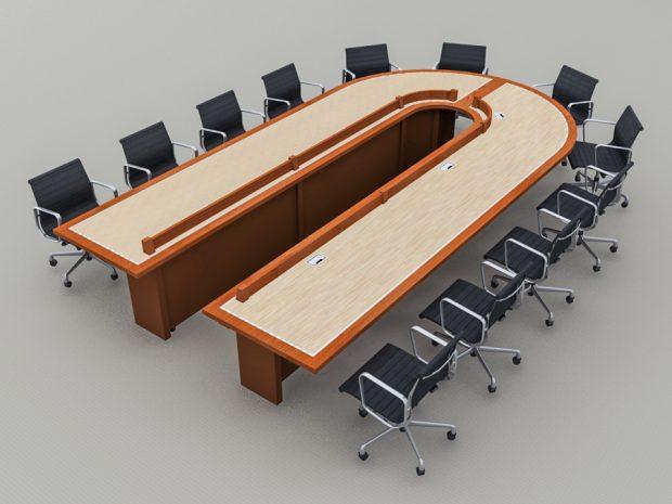 videoconference table