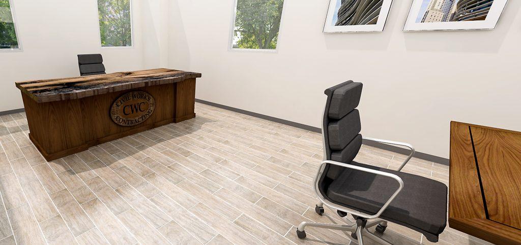 custom executive office