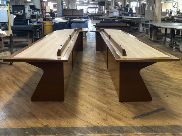 reconfigurable conference table