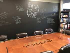 Loberg Dental Conference Table