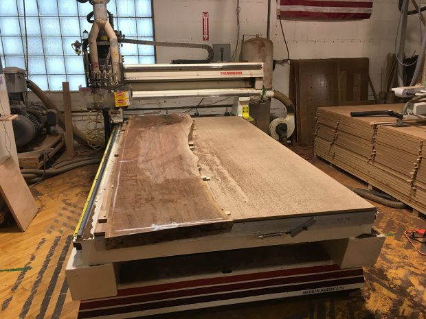 solid wood slabs for conference table