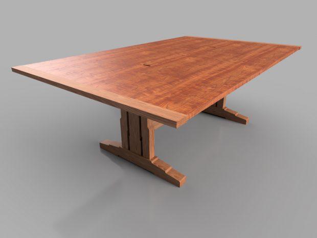 custom traditional modular tables