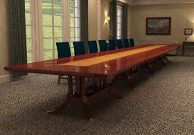 Modular Boardroom Table Duquesne_1