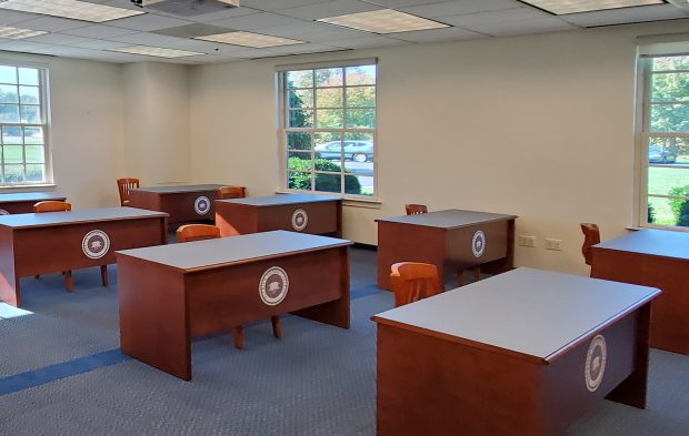 Patrick Henry College Conference Table